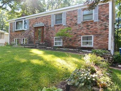 Niskayuna Single Family Home For Sale: 4352 Buckingham Dr