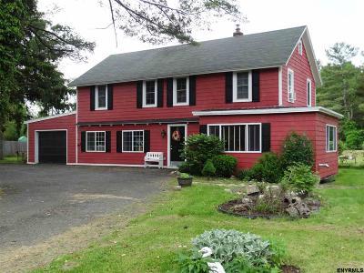 Bethlehem Single Family Home For Sale: 1119 Delaware Turnpike