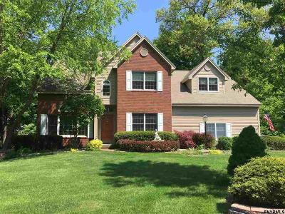 Clifton Park Single Family Home Price Change: 3 Marlboro Dr