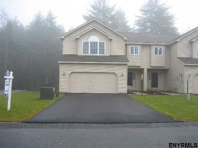 Mechanicville, Stillwater Single Family Home For Sale: 28 Secretariat La