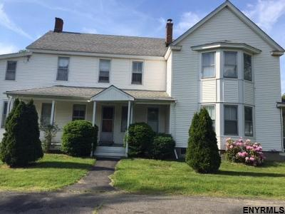 Colonie Single Family Home For Sale: 522 Loudon Rd