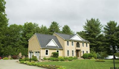 Saratoga County Single Family Home For Sale: 10 Lafond Dr