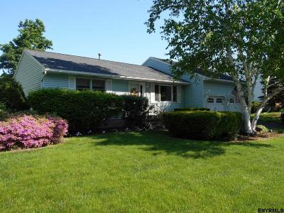 Colonie Single Family Home For Sale: 3 Victory Dr