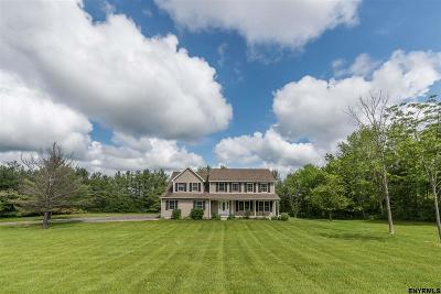 Chatham Single Family Home For Sale: 90 Upper Cady Rd