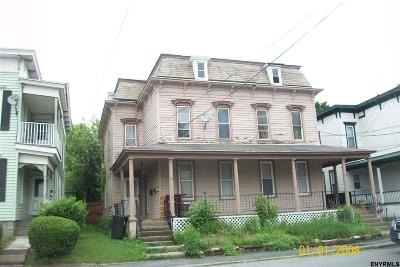 Amsterdam NY Multi Family Home For Sale: $80,000