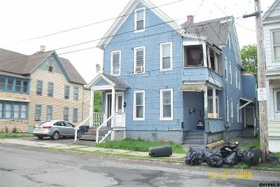 Amsterdam NY Multi Family Home For Sale: $86,000