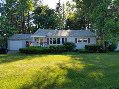 Saratoga Springs Single Family Home For Sale: 18 Macarthur Dr