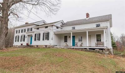 Glen Single Family Home For Sale: 2884 West Glenville Rd