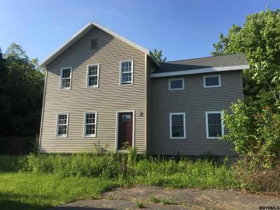 Rensselaer County Single Family Home For Sale: 204 Rt 151