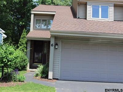 Saratoga County Single Family Home For Sale: 6 Brigantine Dr