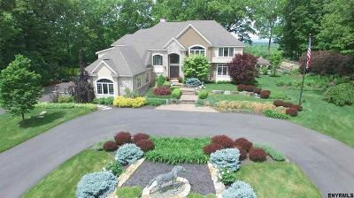 Saratoga Springs Single Family Home For Sale: 9 Winding Brook Dr
