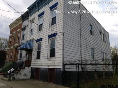 Albany Single Family Home For Sale: 154 2nd St
