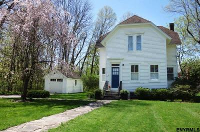 Columbia County Single Family Home For Sale: 4 Church St