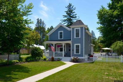 Saratoga County Single Family Home Price Change: 6 Mitchell St