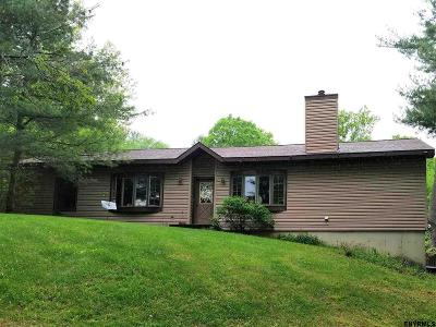 Rensselaer County Single Family Home For Sale: 142 Skyline Dr
