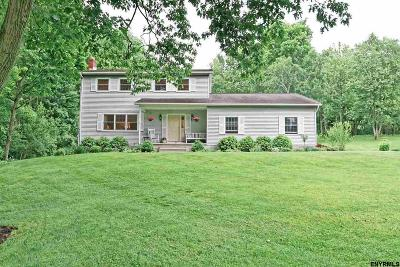 Clifton Park Single Family Home For Sale: 63 Bradt Rd