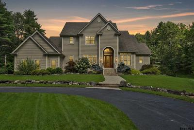 Saratoga County Single Family Home For Sale: 9 Kircher Rd