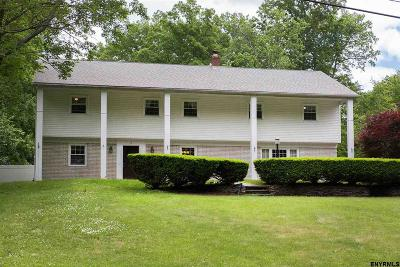 Clifton Park Single Family Home Price Change: 6 Secada Dr