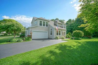 Niskayuna Single Family Home For Sale: 102 Killarney Dr
