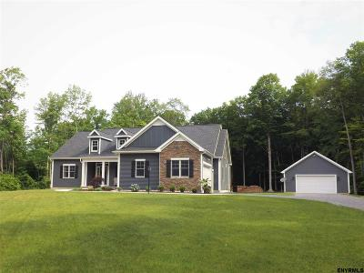 Saratoga County Single Family Home For Sale: 374 Root Rd