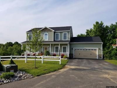 Halfmoon Single Family Home For Sale: 23 Victor Dr