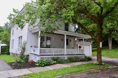 Fort Plain Single Family Home For Sale: 75 Mohawk St