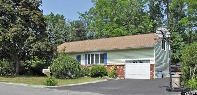 Colonie Single Family Home For Sale: 27 Lois Ct