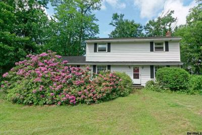 Clifton Park Single Family Home For Sale: 44 Bayberry Dr
