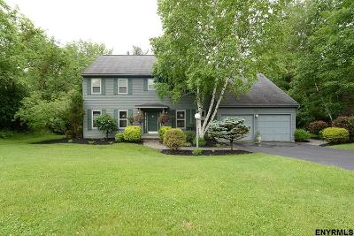 Albany County Single Family Home For Sale: 64 Surrey Mall