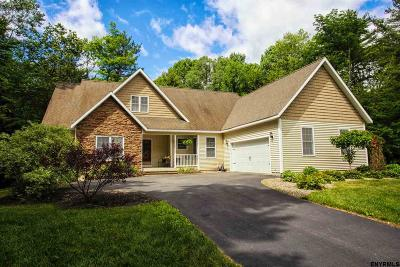 Greenfield, Corinth, Corinth Tov Single Family Home For Sale: 8 Pine Robin North Rd