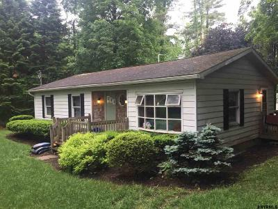 Saratoga County Single Family Home For Sale: 140 County Road 70