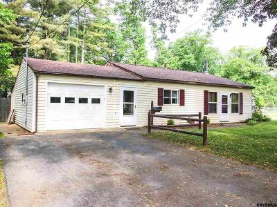 Ballston Spa Single Family Home For Sale: 7 Meadow Ln