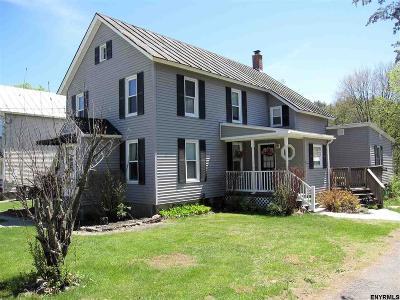 Saratoga County Single Family Home For Sale: 410 Walnut St