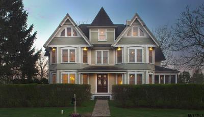 Saratoga County Single Family Home For Sale: 30 Clement Av