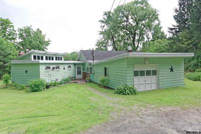 Glenville Single Family Home For Sale: 250 Goldfoot Rd