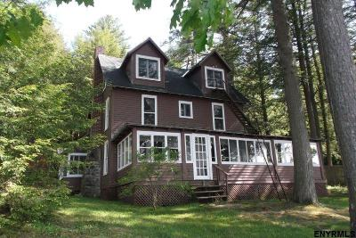 Single Family Home For Sale: 141 Vrooman Rd