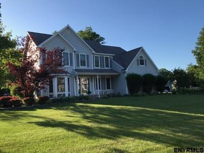 Albany County Single Family Home Price Change: 93 Gullane Dr