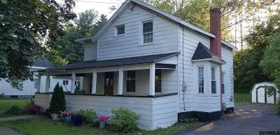 Ballston Spa Single Family Home Price Change: 117 Saratoga Av