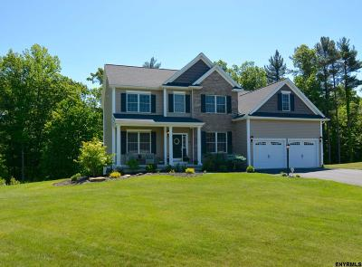 Halfmoon Single Family Home For Sale: 33 Stone Crest Dr