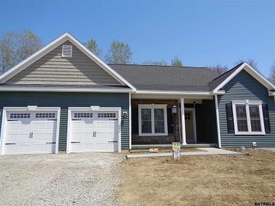 North Greenbush Single Family Home For Sale: Lot 23 Grandview Ter