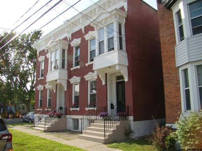 Watervliet Multi Family Home For Sale: 317-319 16th St