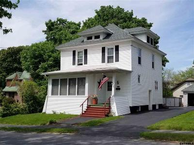 Amsterdam NY Single Family Home For Sale: $124,900