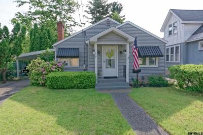 Schenectady Single Family Home Price Change: 1713 Avenue M