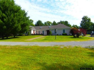 Albany County Single Family Home For Sale: 6990 Route 158