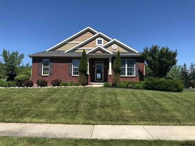 Malta Single Family Home For Sale: 55 Candlewood Dr