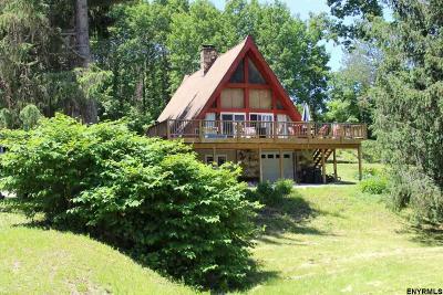 Mechanicville Single Family Home For Sale: 59 Harris Av