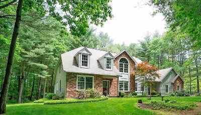 Saratoga Springs NY Single Family Home For Sale: $699,900