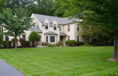 Niskayuna Single Family Home For Sale: 11 County Clare La