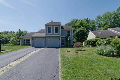 Saratoga County Single Family Home For Sale: 11 Cromwell Dr