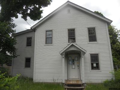 Saratoga County Two Family Home Price Change: 10 Bleeker St